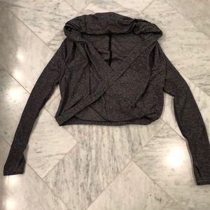 Ivivva girls sweatshirt/top